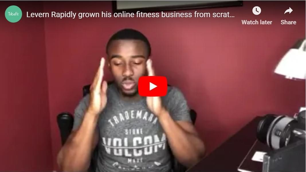 rapidly grown online fitness